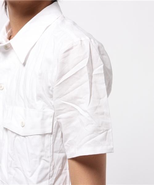 ファティーグシャツ