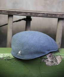KANGOL(カンゴール)の【KANGOL】Wool 504 / 【カンゴール】ウール 504(ハンチング/ベレー帽)