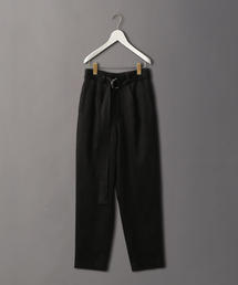 <6(ROKU)>HEAVY LINEN PANTS/パンツ