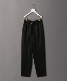 <6(ROKU)>HEAVY LINEN PANTS/パンツ