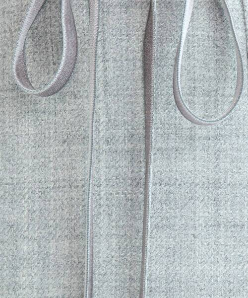 anatelier(アナトリエ)の「【SS-Lサイズあり】リボンベルト付きタックフレアースカート(スカート)」|詳細画像