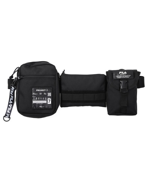 BTS × FILA Project 7 BELT BAG FS3BCC6B02X