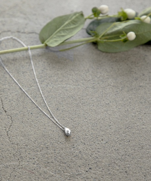 S925 drop necklace