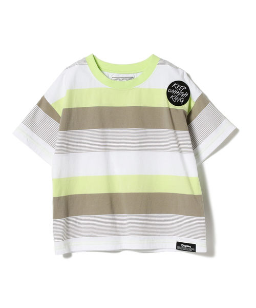 highking / strut ショートスリーブ Tシャツ 19 (ユニセックス 100~120cm)