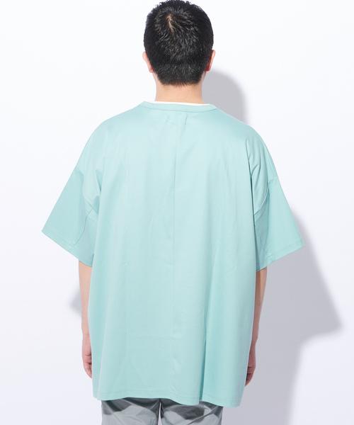 ダブルスムーススーパービッグTシャツ