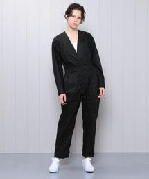 <H>TYPEWRITER CLOTH ALL IN ONE/オールインワン ◆