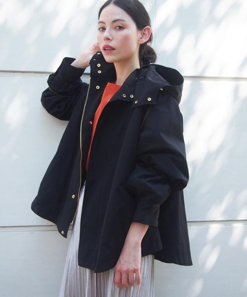 ファッションデザイナー 【セール】ボアライナー付きフレアモッズコート(マウンテンパーカー)|PICCIN(ピッチン)のファッション通販, SKY007:096bc966 --- rise-of-the-knights.de