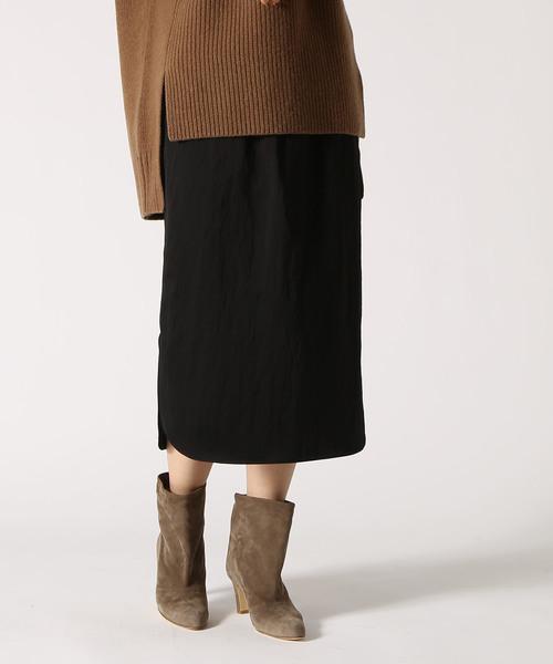柔らかい 1erヴィーナスサテンタイトスカート(スカート) 1er Arrondissement(プルミエアロンディスモン)のファッション通販, アダチマチ:eb2adfb8 --- svarogday.com