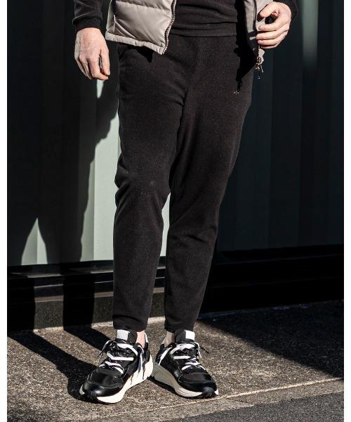 2-ply fleece pants