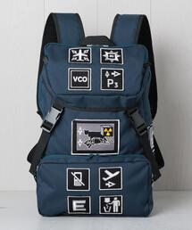 <C.E>PATCHED BACK PACK/バッグ.