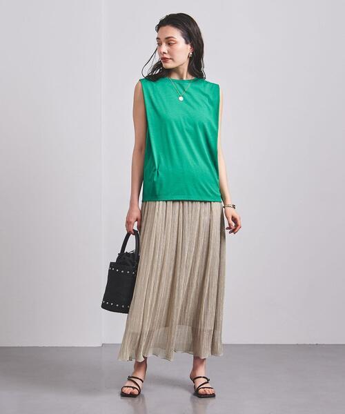 洗練された30代のノーブルファッション