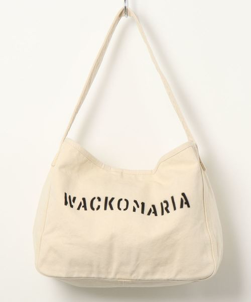 【1着でも送料無料】 WACKO PORTER MARIA × PORTER/ WASHED CANVAS NEWSPAPER NEWSPAPER WASHED BAG(ショルダーバッグ)|PORTER(ポーター)のファッション通販, ツールズアイランド:1545f362 --- rise-of-the-knights.de