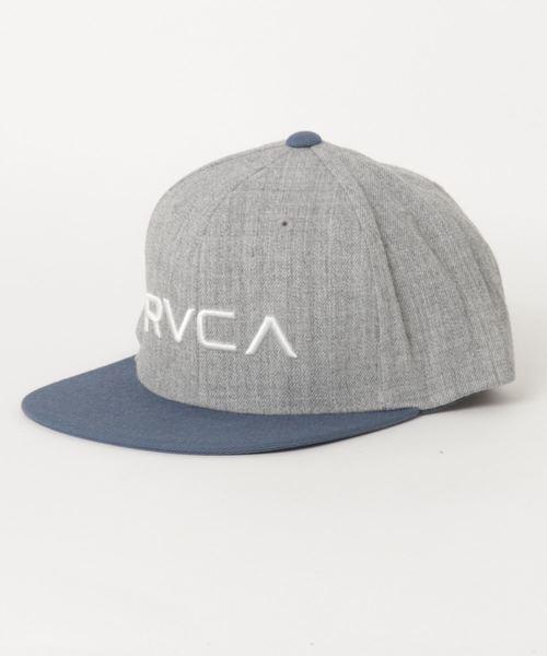 hot sale online 303ee 5aa01 キャップ RVCA CAP AJ045-902(キャップ) RVCA(ルーカ)のファッション通販 - ZOZOTOWN