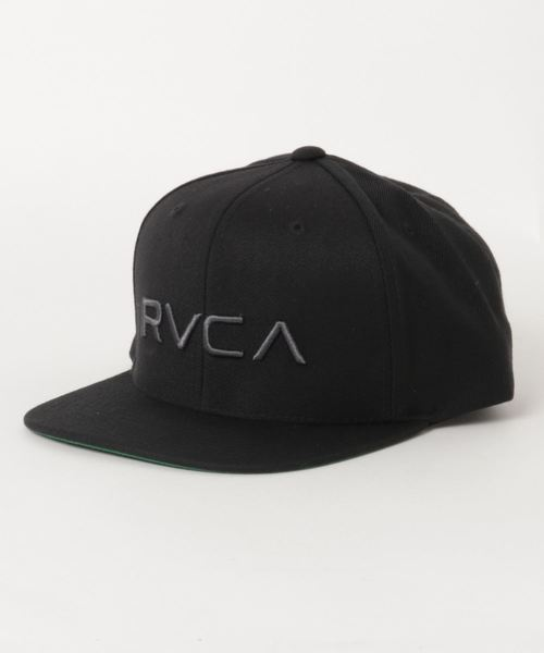 timeless design 1041a c4e99 RVCA(ルーカ)の「キャップ RVCA CAP AJ045-902(キャップ)」