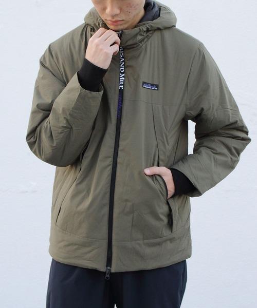 THOUSAND MILE / サウザンドマイル ウェーブパディングジャケット WAVE PADDING JKT