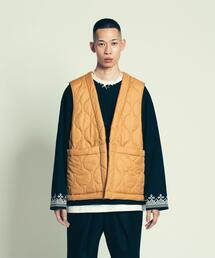 UNITED ARROWS & SONS(ユナイテッドアローズ&サンズ)GOURD VEST