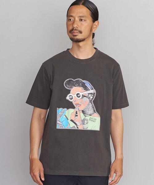 【別注】 <JIMMYZ> M/MANIACS TEE/Tシャツ