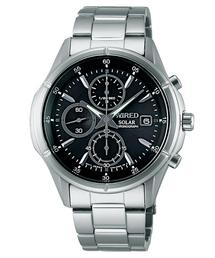 WIRED ワイアード SEIKO セイコー NEW STANDARD ニュースタンダード ソーラー(腕時計)