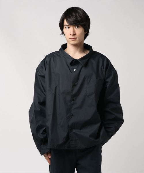 【whowhat】フーワット 5X SHIRT fridge別注 (SHORT LENGS / LONG SLEEVE)