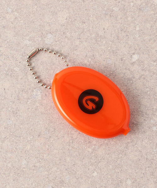 SC QUIKEY GLR ロゴコインケース  / キーホルダー