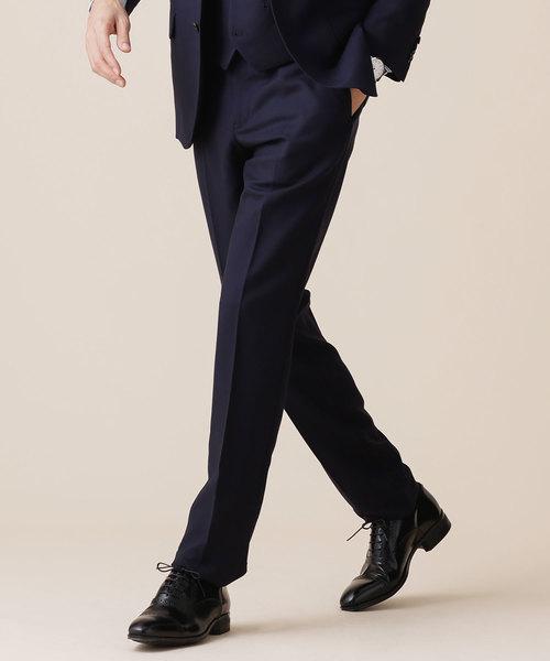 日本製 イタリア生地ソリッドパンツ RG(セットアップ対応)(スーツパンツ)|nano・universe(ナノユニバース)のファッション通販, ミニチュアのすぃーとあっぷるぱい:ff733780 --- ruspast.com