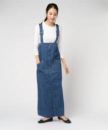 Lee(リー)のジャンパースカート(サロペット/オーバーオール)