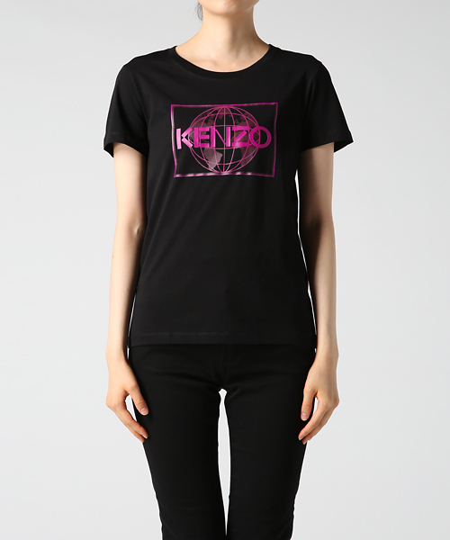 Kenzo World Single Jesey tee