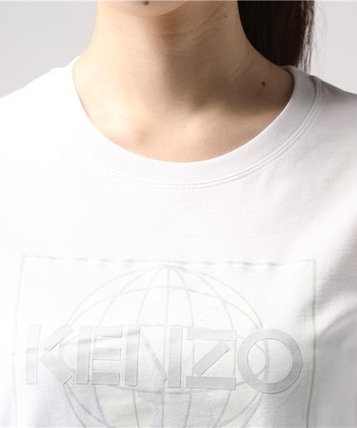 Kenzo World Single Jesey tee