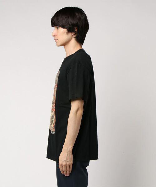 "UBIQ / ""IREZUMI"" T-SHIRT (Youkai)  Designed by Ganji"