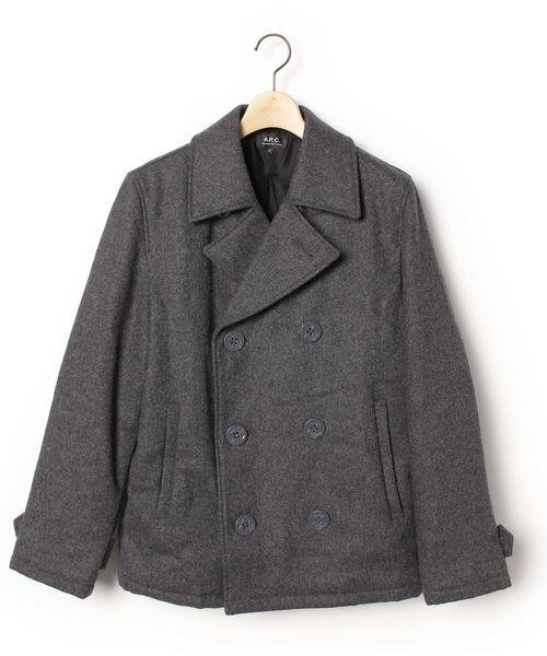 100 %品質保証 【ブランド古着】ピーコート(ピーコート)|A.P.C.(アーペーセー)のファッション通販 - USED, 良品街:e70d225e --- ivanevtushenko.com.ua