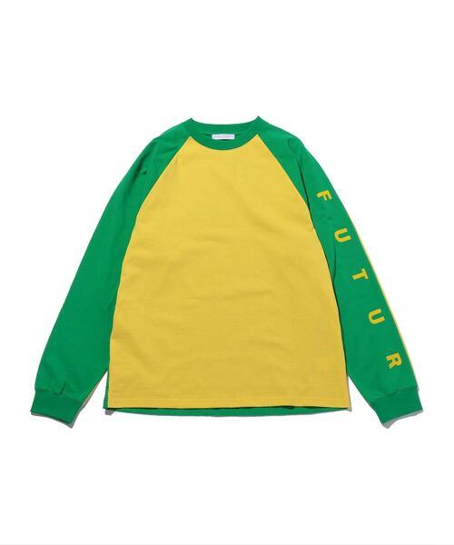 <FUTUR> MW TWIN LS TEE/Tシャツ □□
