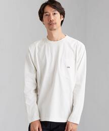 [ ザ ノースフェイス パープルレーベル ] SC ★ THE NORTH FACE PURPLE LABEL 7oz ポケット 長袖 Tシャツ ロンT