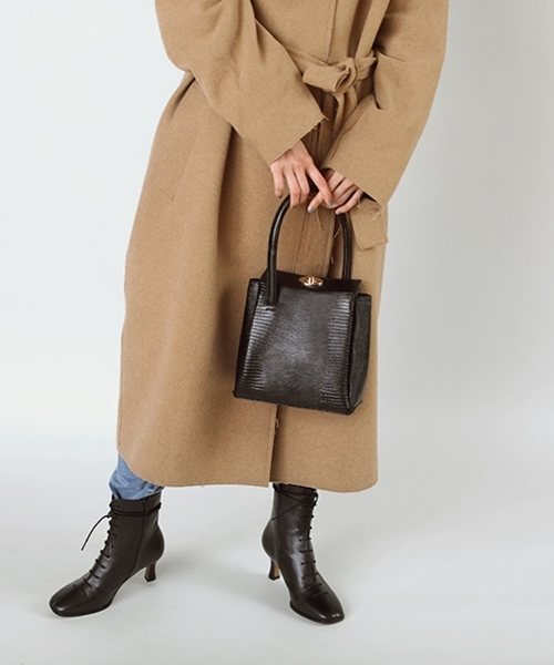 【送料無料(一部地域を除く)】 Le Vernis(ルベルニ)ワンハンドルクラシックバッグ(ハンドバッグ)|Le Le Vernis(ルベルニ)のファッション通販, 100%正規品:9a2d7b7f --- 5613dcaibao.eu.org