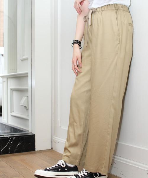 LE GLAZIK / ルグラジック パンツ R/PE PANTS #JL2640
