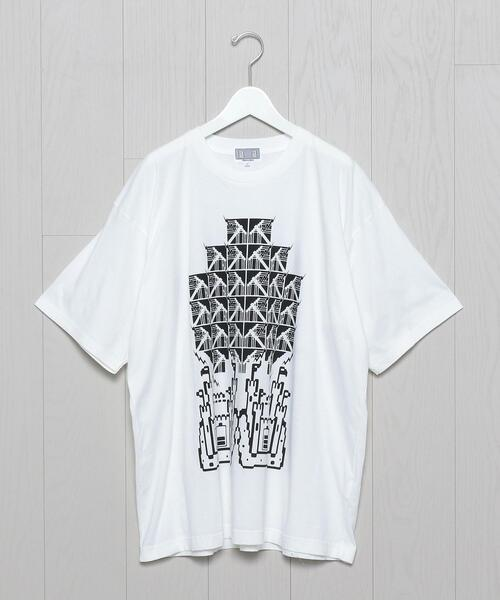 <C.E>ChargE T-SHIRT/Tシャツ.