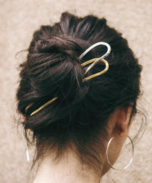 Losau ロサウ / Pointed pin ポインテッド ヘアピン 髪どめ / lo-h001