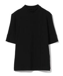 4fdfe04a4cfd2 Ray BEAMS(レイビームス)の「Ray BEAMS   ランダム テレコ ハイネック Tシャツ