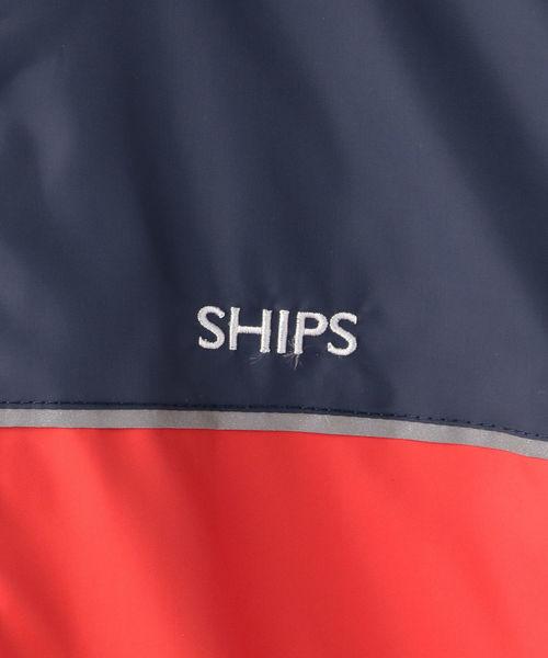 SHIPS KIDS:ポケッタブル パーカー(100~130cm)