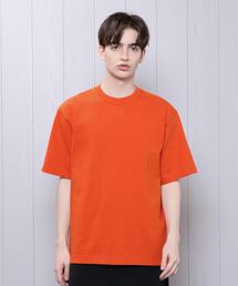 <H>KOJIROU CREW NECK T-SHIRT/Tシャツ