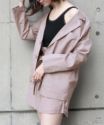RANDA(ランダ)のシャツジャケット(テーラードジャケット)