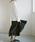 CLANE(クラネ)の「【CLANE】WRAP PLEATS SKIRT 16109-6031(スカート)」|詳細画像