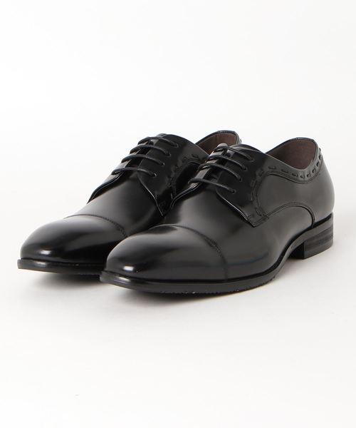 激安価格の アラウンドザシューズ/around the TAKA:Q shoes ブラッシュドカーフ外羽根キャップトゥ ドレスシューズ(ドレスシューズ) around the the shoes(アラウンドザシューズ)のファッション通販, Accessoires Favori:cad5e698 --- bit4mation.de