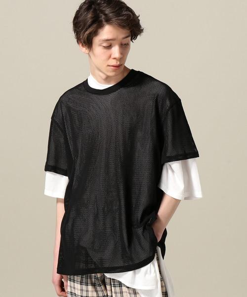 超激安 【セール】yoshio kubo THINK BEFORE メンズ,JOINT WEAR WEAR T(Tシャツ/カットソー) kubo|yoshiokubo GROUNDFLOOR(ヨシオクボグランドフロア)のファッション通販, 段ボール梱包資材店 In The Box:f8362c08 --- steuergraefe.de