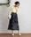 夢展望(ユメテンボウ)の「ミディ丈&マキシ丈プリーツスカート(スカート)」|詳細画像