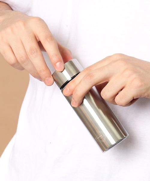 【 POKETLE / ポケトル 】日本最小!未だかつてないポケットに入る極小サイズの水筒(タンブラー)