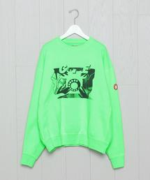 <C.E>ROTARY DIAL SWEAT PULLOVER/スウェット.