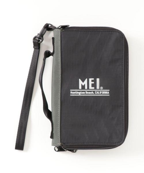 【 MEI / メイ 】PASSPORT PACK パスポートケース カードケース