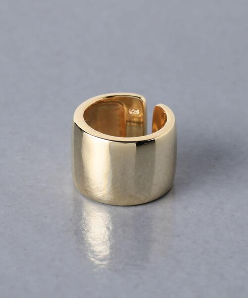UBSC ワイド リング GLD