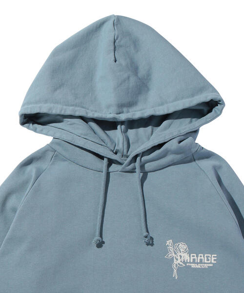<SECOND/LAYER × monkey time> MIRAGE HOODIE/パーカー