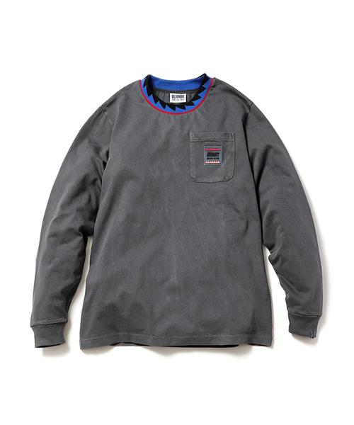 【在庫処分大特価!!】 【セール】BILLIONAIRE BOYS CLUB BOYS L/S CLUB POCKET POCKET T-SHIRT 19SPRING(Tシャツ/カットソー)|BILLIONAIRE BOYS CLUB(ビリオネア・ボーイズ・クラブ)のファッション通販, おとどけストア:976f6261 --- arguciaweb.com